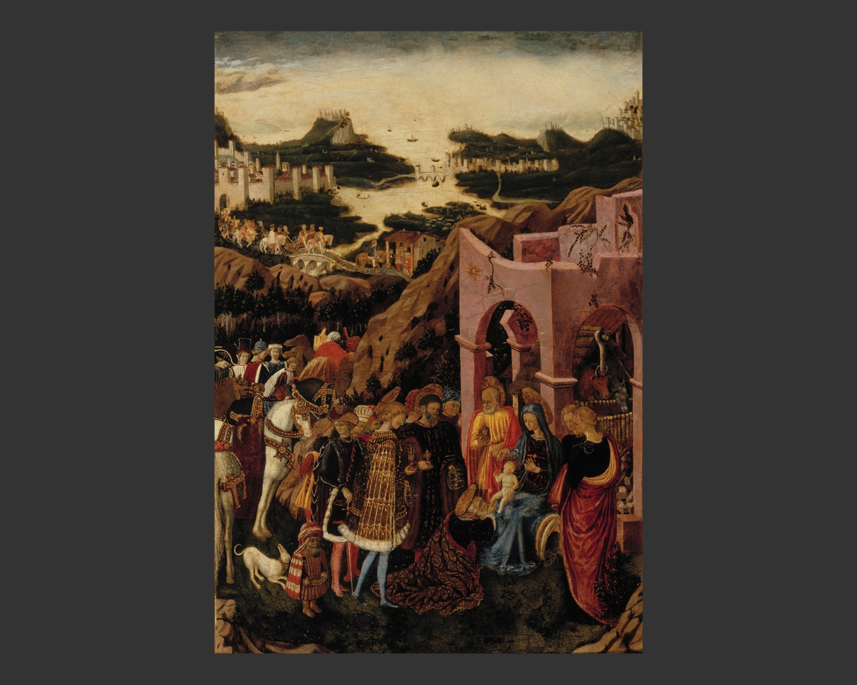 Article: The Adoration of the Magi – a Masterpiece