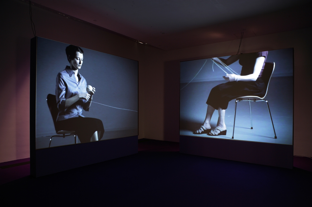 From Monitor to Gallery Space – Spatialisation of the Moving Image in Finnish Video Art in the 1990s