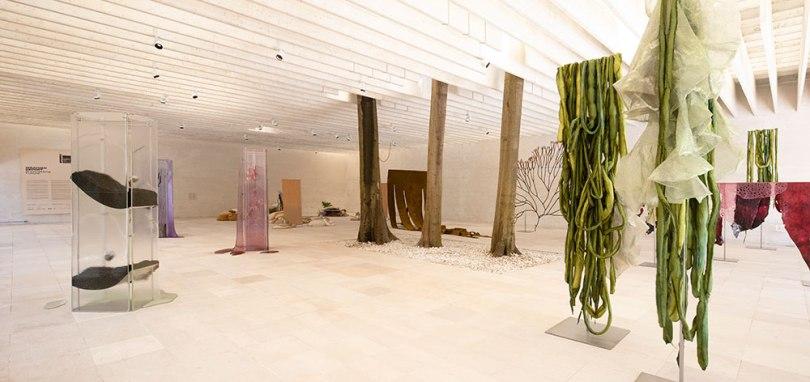 Ane Graff, Ingela Ihrman, States of Inflammation, 2019.AGreatSeaweed Day, 2018–2019 Photo: Finnish National Gallery / Pirje Mykkänen